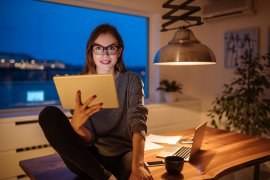 Home Office - jak skutecznie pracować z domu?