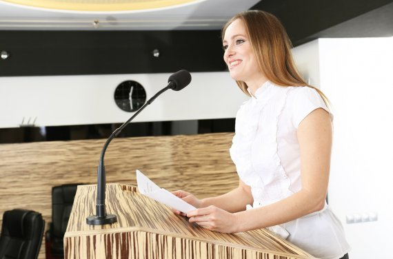 Konferencje: prelegent idealny